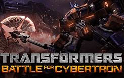 Игровой аппарат Transformers Battle for Cybertron в Vulkan клубе