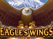 Парите в небе как орел в игровом автомате Eagles Wings